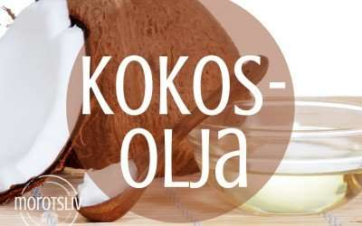 Ätbar deodorant, solskydd och glidmedel a.k.a. kokosolja