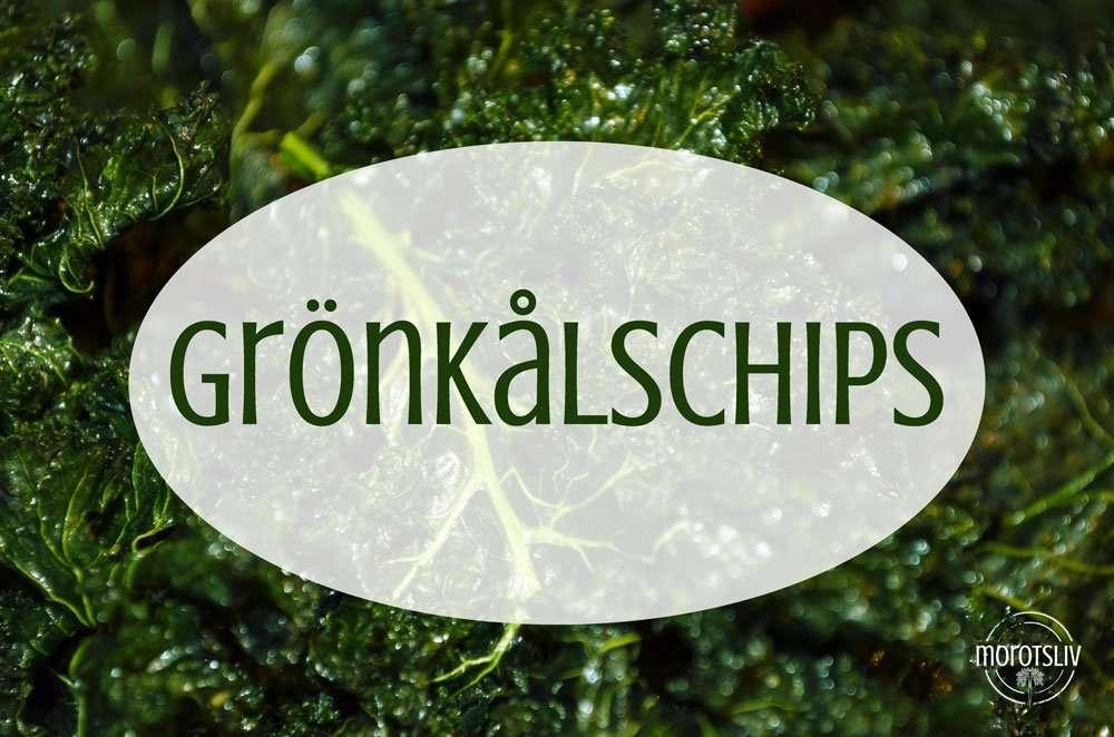 Salta grönkålschips