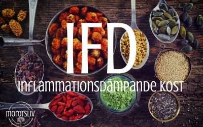 IFD – inflammationsdämpande kost