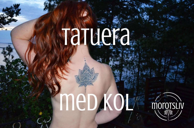 giftfri tatuering