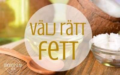 Matlagning med rätt fett – En guide över bra och dåliga oljor