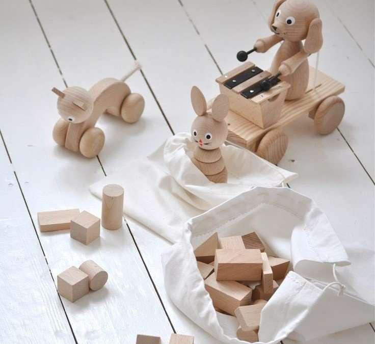Barnens julklappar – hitta ekologiska leksaker