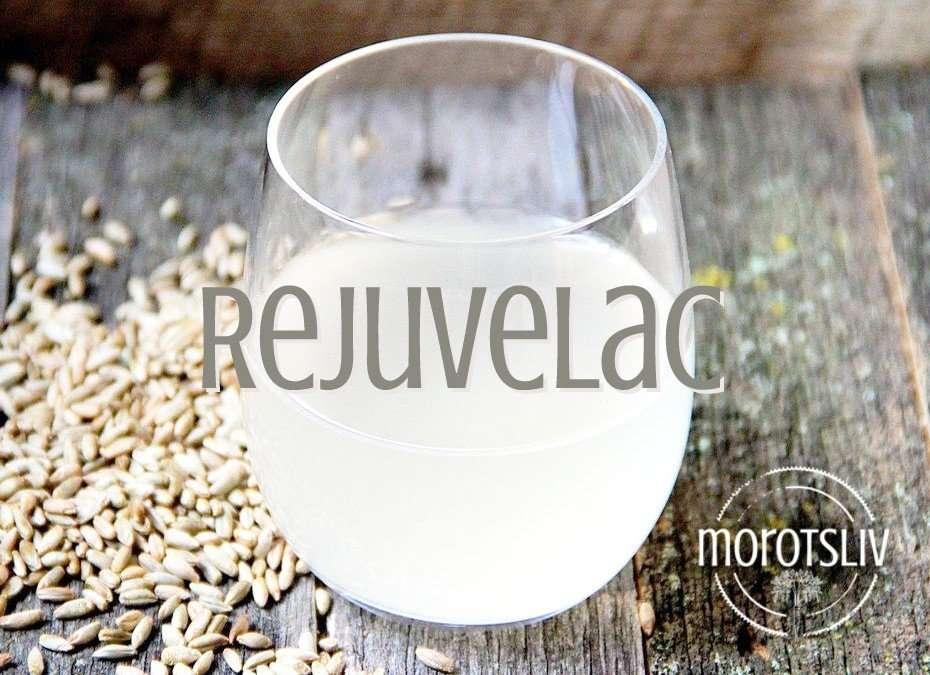 Rejuvelac – den probiotiska superdrycken