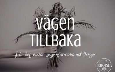 Att sluta med antidepressiva droger