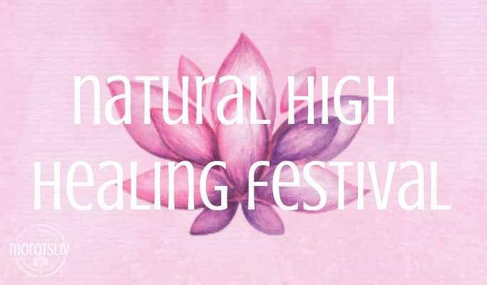 Naturligt hög efter healingfestivalen