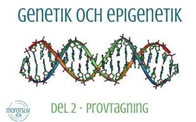 Jag gör ett DNA-test