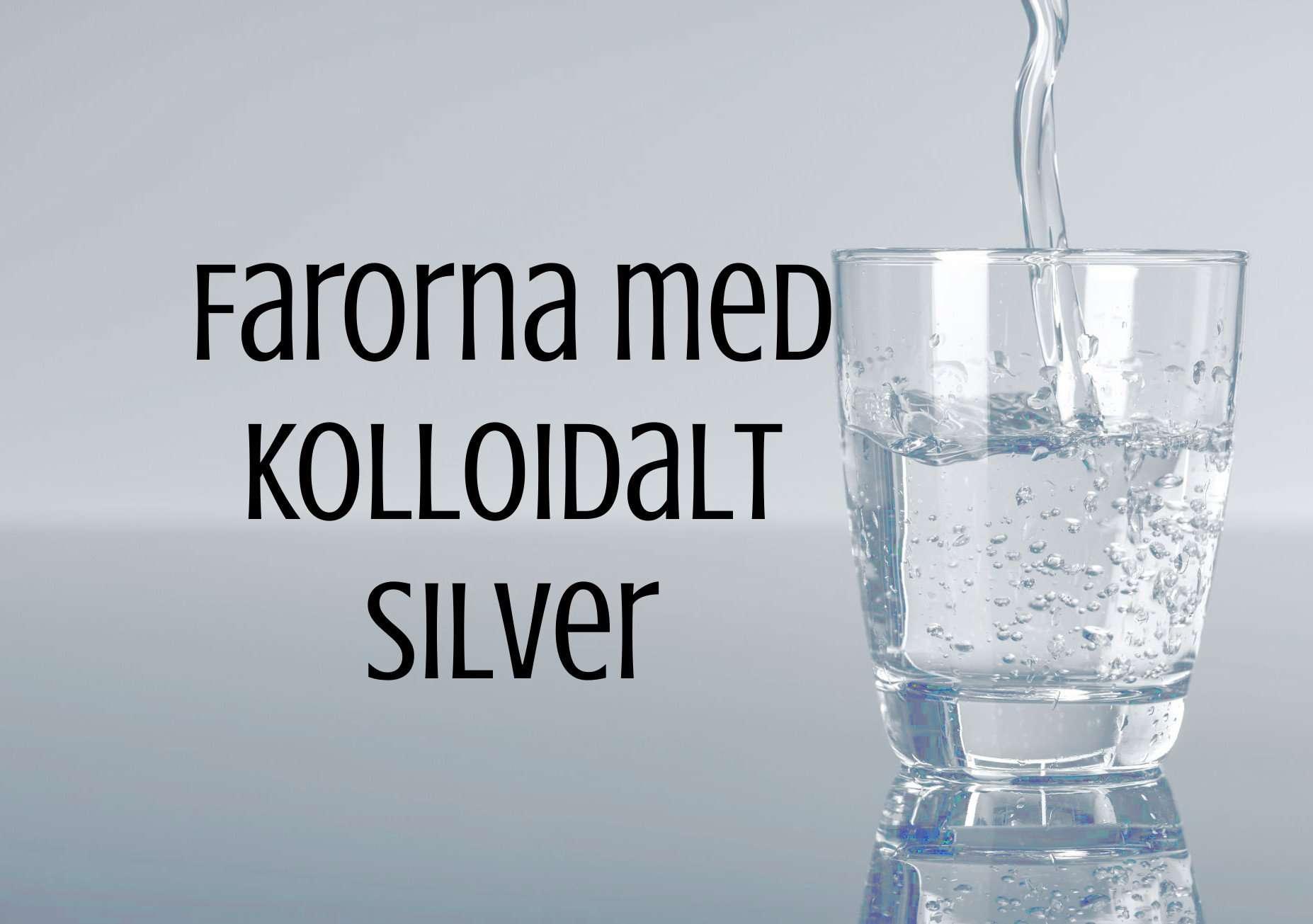 kolloidalt silver
