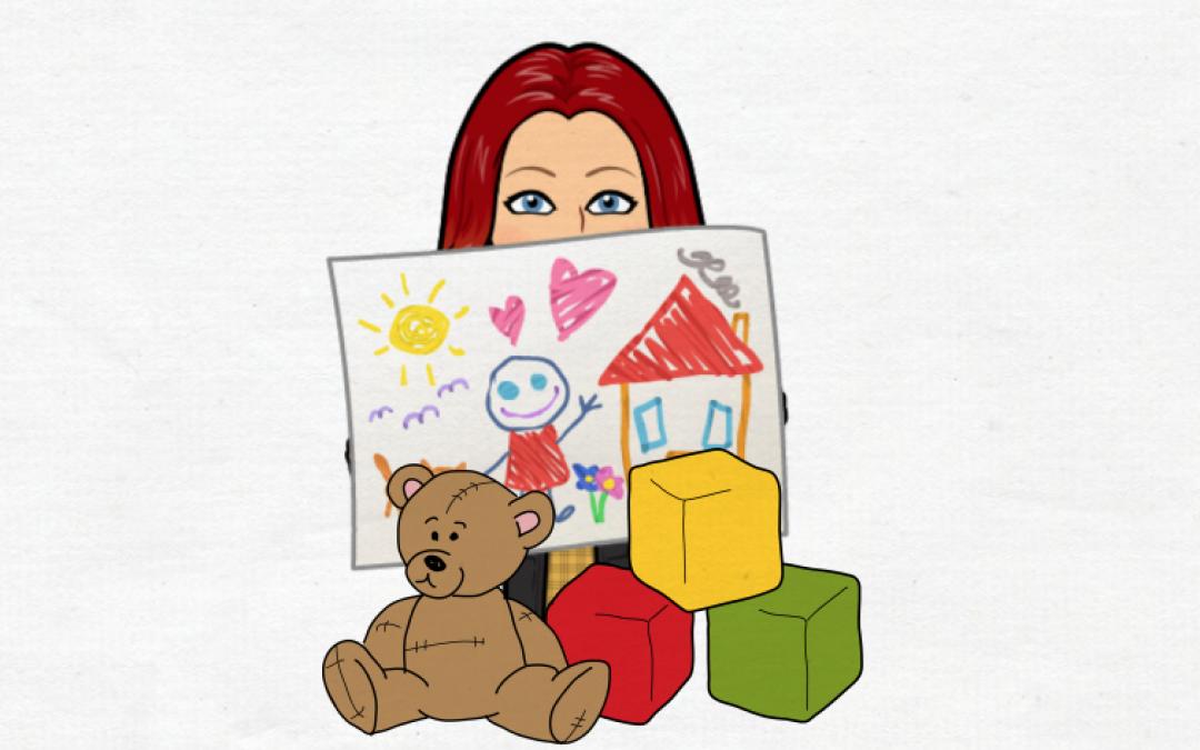 Lucka 2: Barnens leksaker
