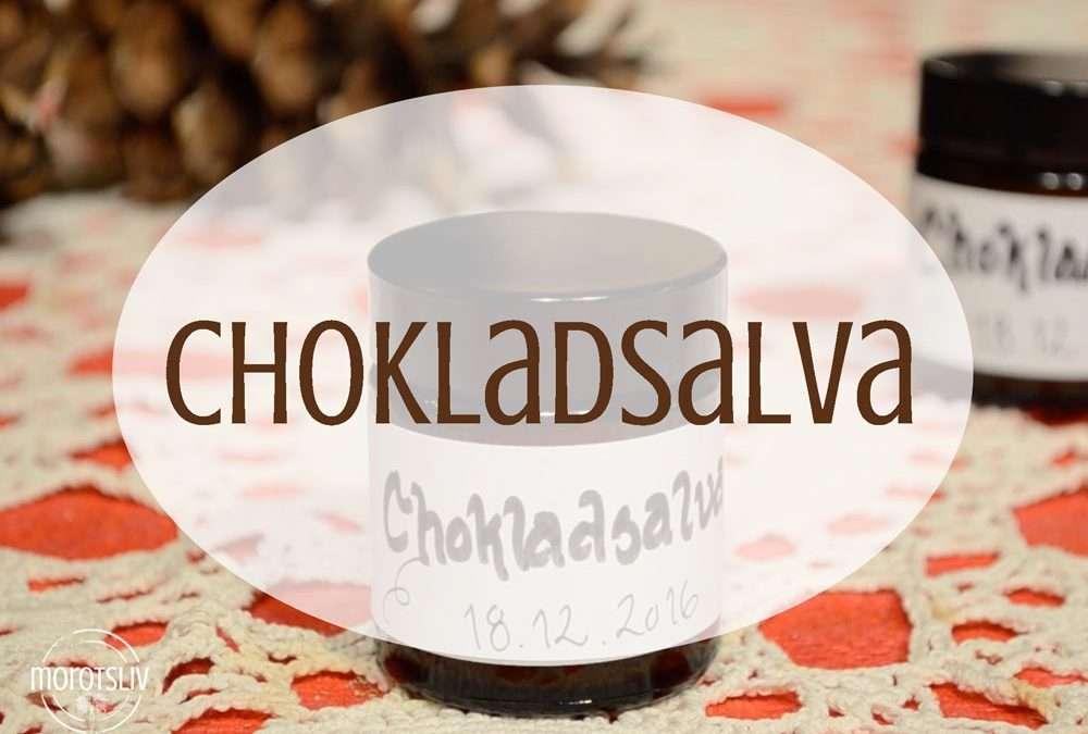Lucka 12: Vitchokladsalva för mjuka läppar