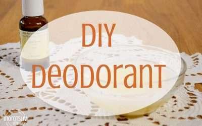 Lucka 7: Gör egen giftfri deodorant