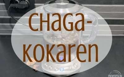 Mina köksmaskiner: Chagakokaren