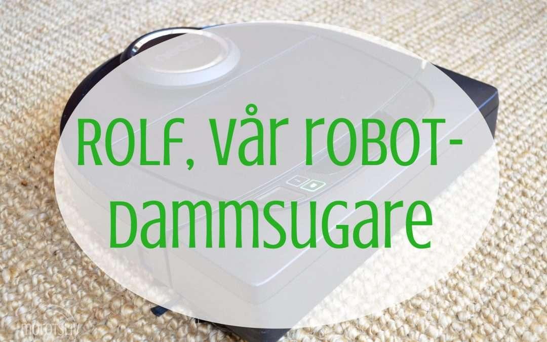 Robotdammsugare – bort med kemikalierna