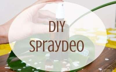 DIY: Spraydeodorant med magnesium