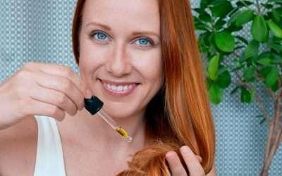 Eteriska oljor för hår och skönhet