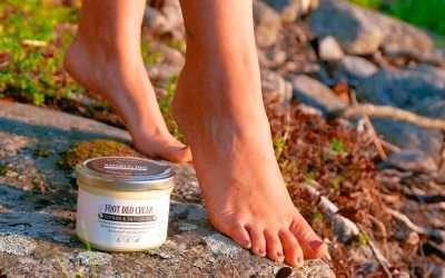 Ta hand om dina fötter – hälsofördelar med att gå barfota