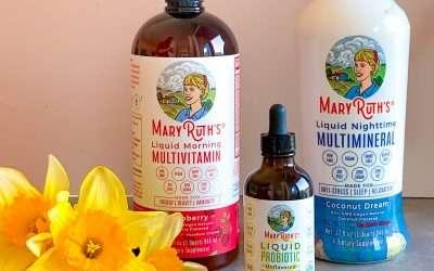 Recension av MaryRuth's flytande, ekologiska kosttillskott