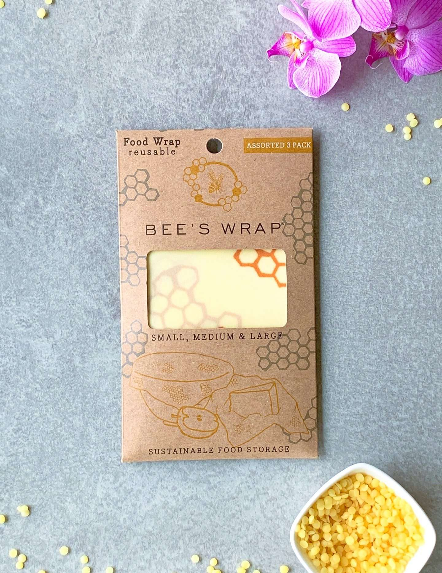 bivaxduken bee's wrap