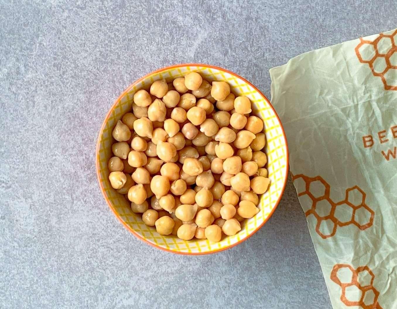 bivaxduk för matrester